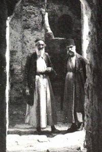 The Jewish Ghetto in Hebron, 1921.